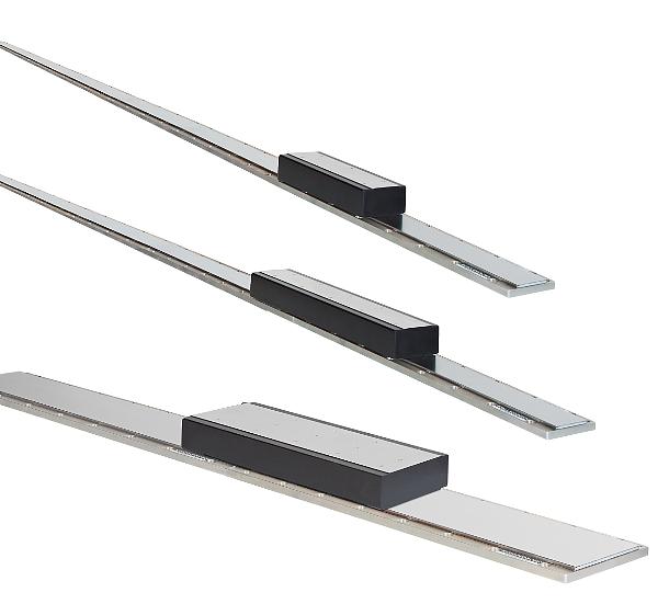 Bezpośrednie silniki liniowe ICH marki Kollmorgen z magnesem trwałym